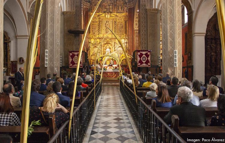 Cinco templos de Utrera vivirán los tradicionales oficios de la Semana Santa