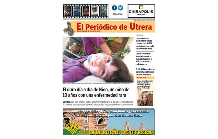 «El Periódico de Utrera» llega este miércoles con un especial sobre la Semana Santa