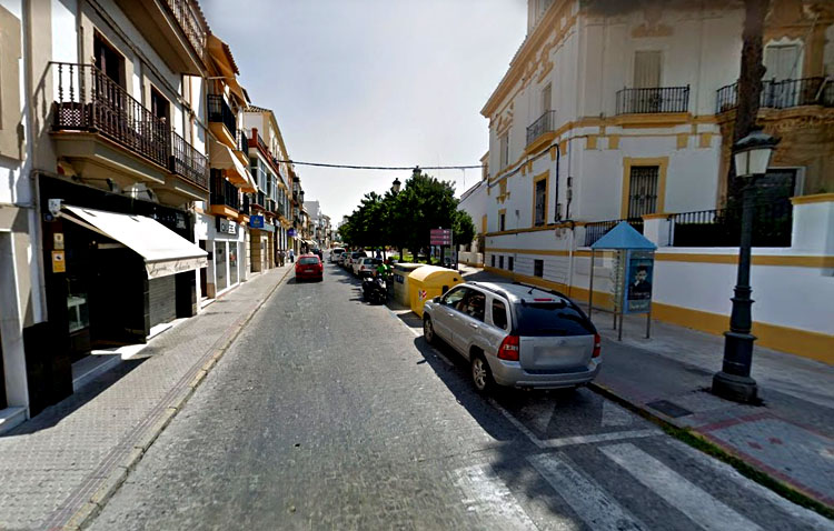Cortes de tráfico en el centro de Utrera y en torno a las parroquias «para favorecer el tránsito peatonal» en Semana Santa
