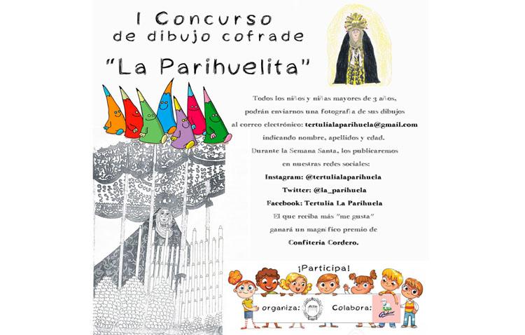 La tertulia «La parihuela» organiza un concurso de dibujo cofrade