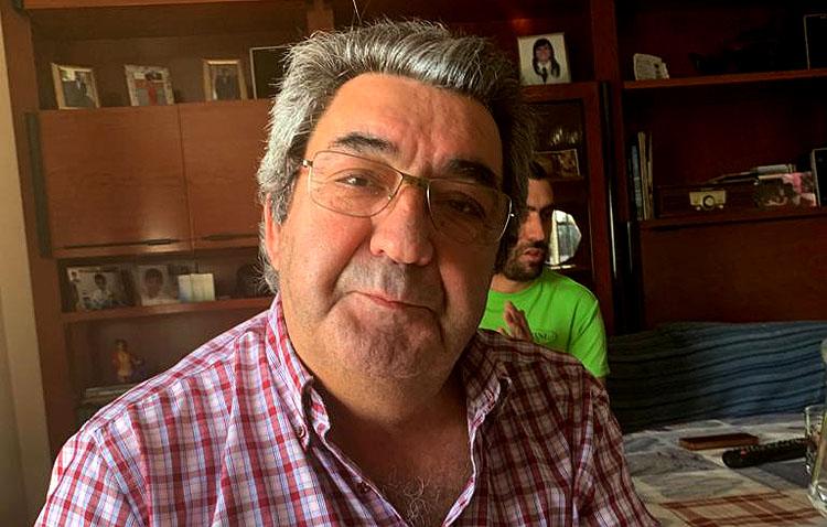 La historia de Vicente Guerrero Primo, un utrerano más conocido como «Vicente el de las máquinas de coser»