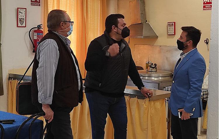 Vox reclama al Ayuntamiento de Utrera más apoyo económico para el comedor social