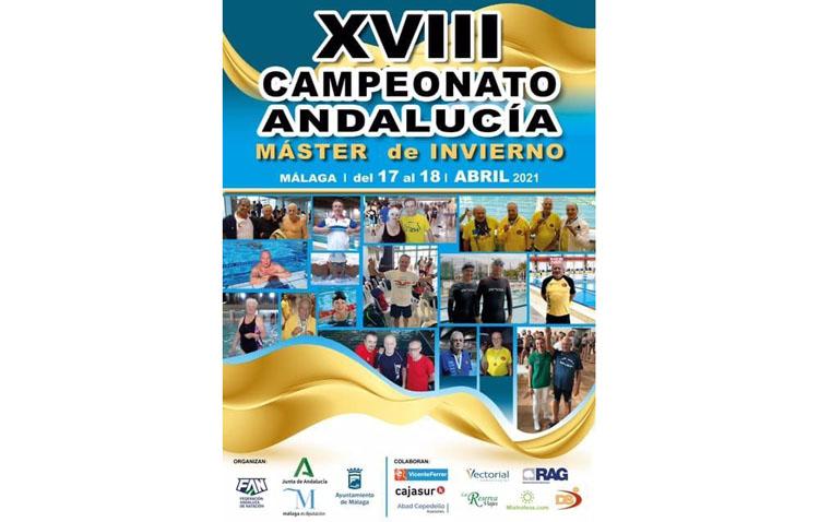 El Club Natación Utrera se estrena en una competición regional en categoría Máster