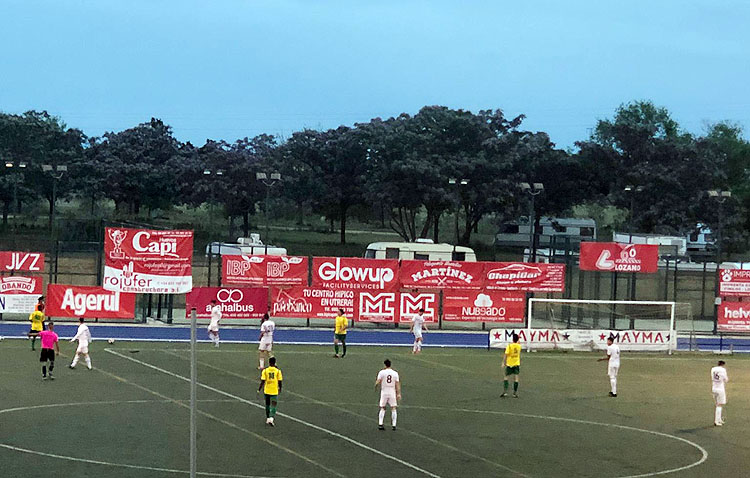CD UTRERA 2 – 0 UD LOS BARRIOS: Merecida victoria utrerana