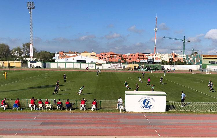 C.D. ROTA 0 – 0 C.D. UTRERA: El Utrera estrena la segunda fase de la competición con empate