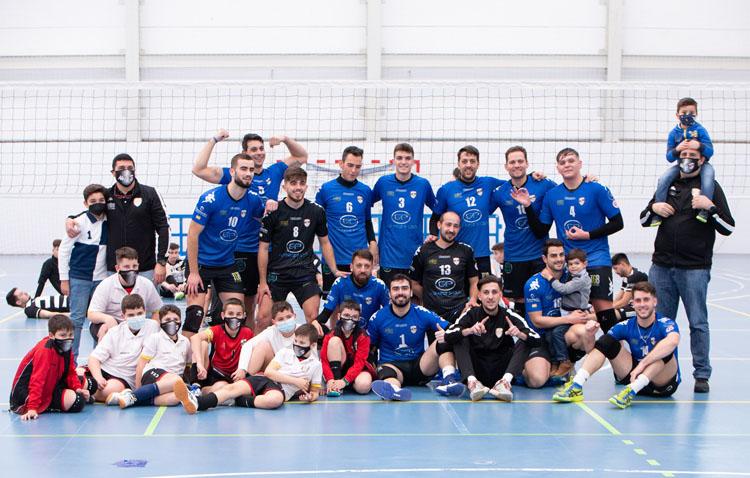 La ciudad de Utrera se convierte en el epicentro del voleibol español