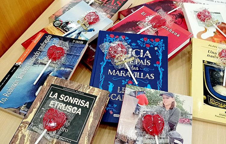 COPE Utrera (98.1 FM) y la Biblioteca de Utrera celebraron un inolvidable «Día Internacional del Libro» [AUDIO]