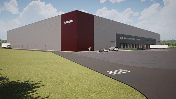 La multinacional Iturri comienza la construcción de un centro logístico en Utrera para dar servicio a toda Europa