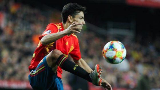 Jesús Navas llama con fuerza a las puertas de la selección española