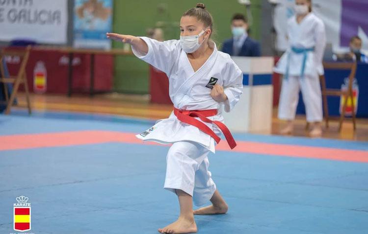 El kárate utrerano cierra con cuatro medallas el Campeonato de España