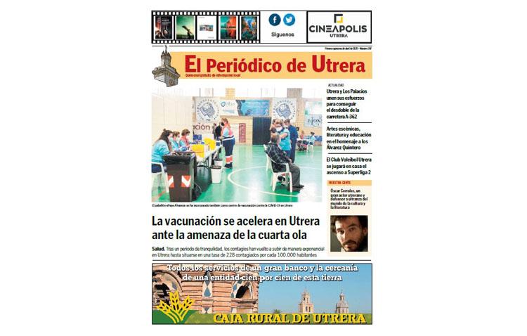 Nueva cita con la actualidad local en «El Periódico de Utrera»