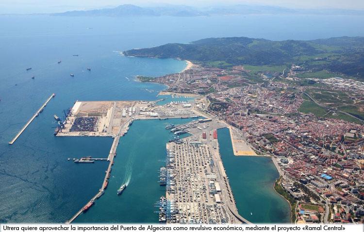 La ciudad de Utrera se suma a un proyecto nacional para posicionarse en las rutas logísticas vinculadas al puerto de Algeciras