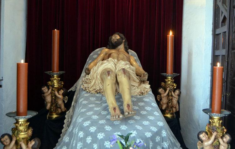 De riguroso luto despidió Utrera la Semana Santa en San Francisco [GALERÍA]