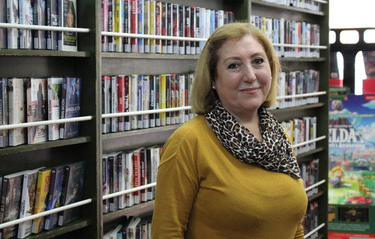 «Videoclub Consolación», el último superviviente de la edad dorada