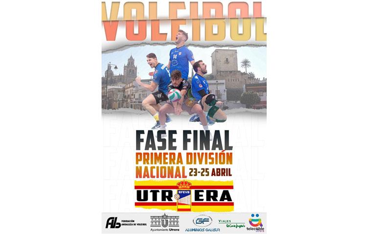 El Club Voleibol Utrera se juega el ascenso a Superliga-2 en Vistalegre