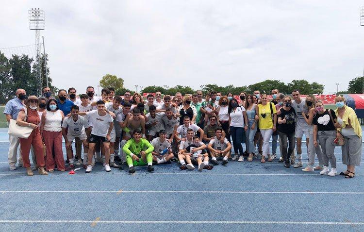 El Utrera Atlético, campeón de la Segunda Andaluza