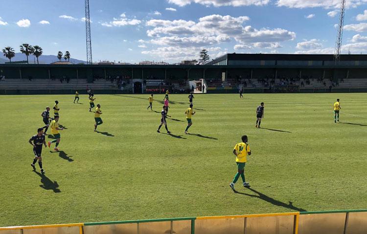 UD Los Barrios 0-4 CD Utrera: El Utrera se clasifica para los play offs de ascenso a Segunda RFEF