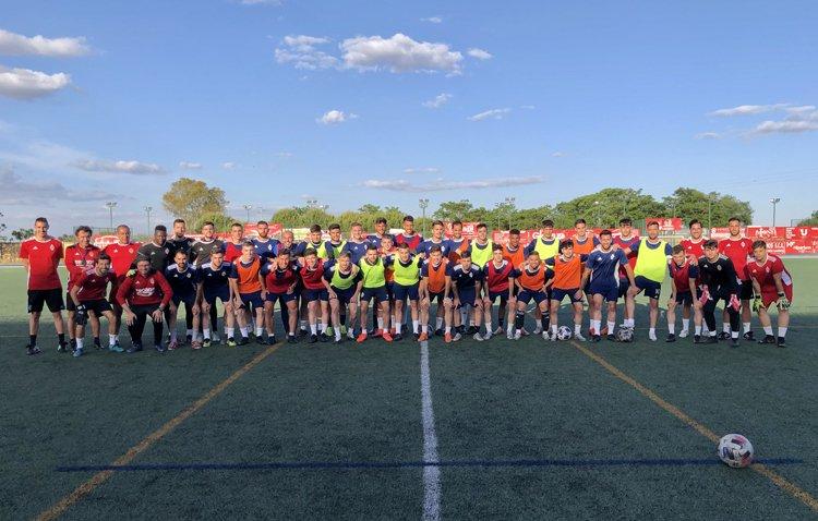El Club Deportivo Utrera, a la espera de conocer el primer rival del play off