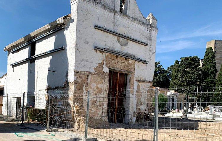 El cementerio de Utrera pondrá en valor su histórica capilla