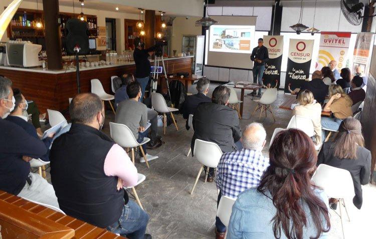 La experiencia de tres empresas utreranas, motor del nuevo encuentro de Censur
