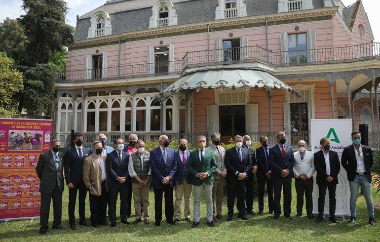 Utrera acogerá el encuentro andaluz de escuelas taurinas, que incluirá cuatro novilladas en la plaza de toros