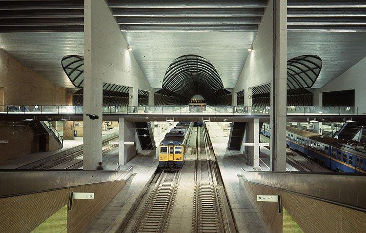 Tres décadas de la estación de Santa Justa, el «final de trayecto» para miles de utreranos