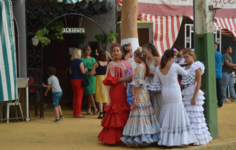 Utrera anuncia la suspensión de la Feria de Consolación