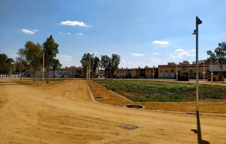 El «nuevo» recinto ferial de Utrera ya luce tras el fin de las obras [GALERÍA]