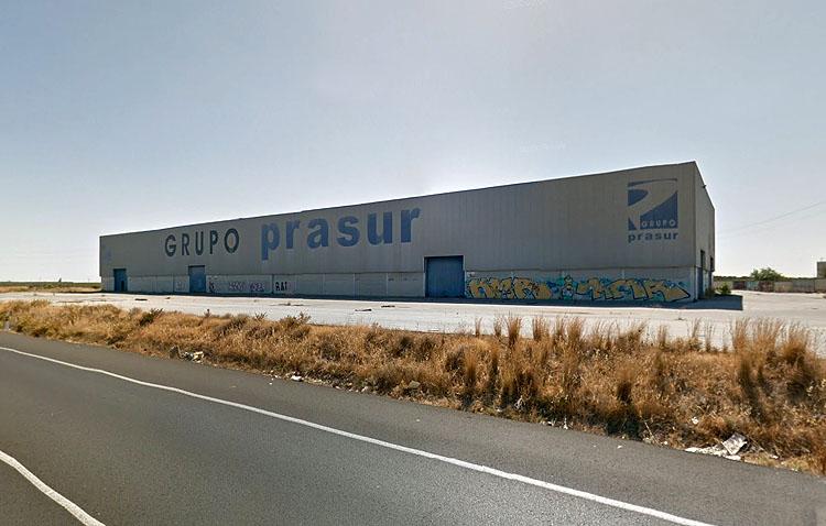 Casi cuatro millones de inversión en Utrera para la implantación de una gran empresa en la antigua nave de Prasur