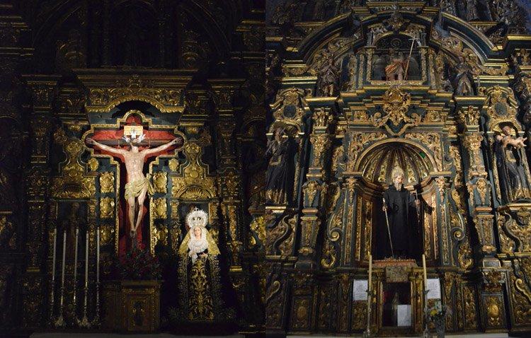 Patrimonio da luz verde al proyecto de conservación de los retablos laterales del santuario de Consolación