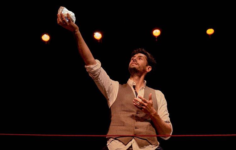 Federico García Lorca, protagonista de una propuesta teatral que llega a Utrera de la mano de Juan Diego Botto
