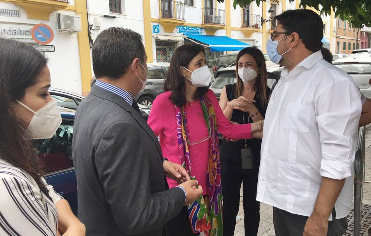 La Junta licita la redacción del proyecto que transformará las calles Álvarez Hazañas y Las Mujeres