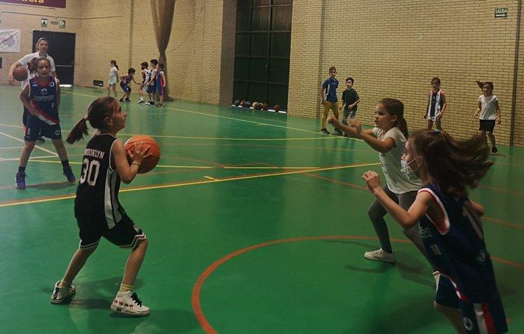 El Club Baloncesto Utrera inicia unas jornadas de captaciones de jugadoras