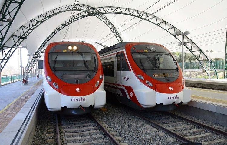 Renfe programa trenes de Cercanías al estadio olímpico de Sevilla para asistir a los partidos de la Selección Española