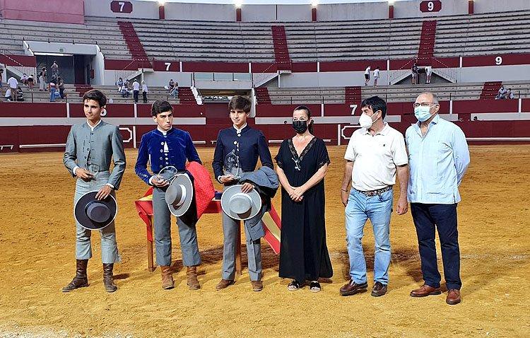 El certamen de tentaderos convoca a 1.500 asistentes en tres días en la plaza de toros de Utrera