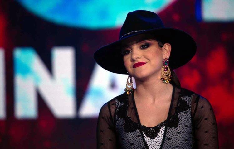 Claudia «La utrerana» se queda a un paso de la victoria en «The dancer» de Televisión Española