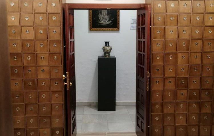 Monseñor Asenjo bendice este lunes el columbario del santuario de Consolación
