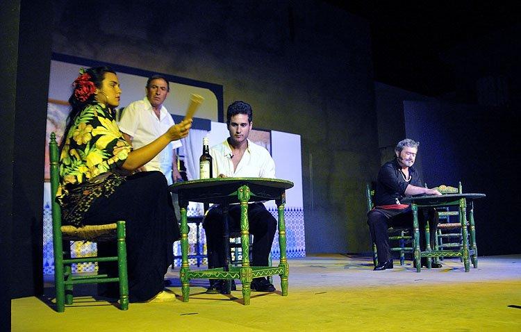 Cuatro obras de los Álvarez Quintero, a escena este sábado en el teatro de Utrera
