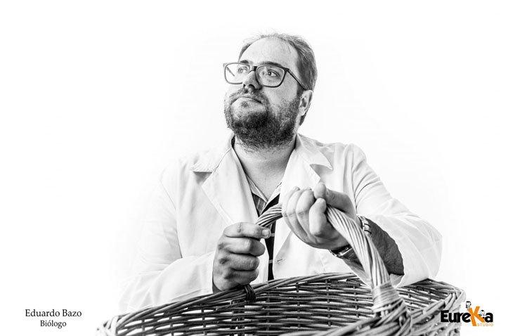La botánica más «comestible», protagonista del nuevo libro del biólogo utrerano Eduardo Bazo