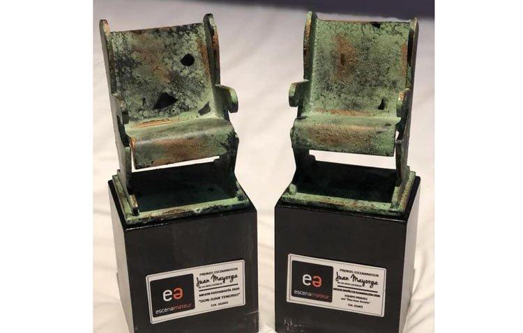 Triunfo nacional de Guate Teatro con dos premios para su 'Don Juan Tenorio'