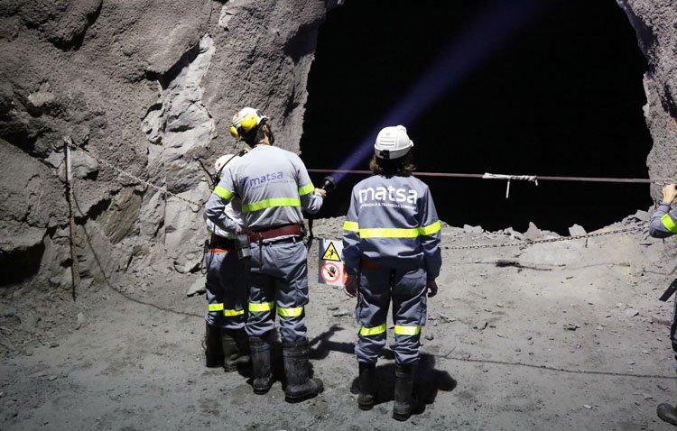 El resurgimiento de la minería andaluza