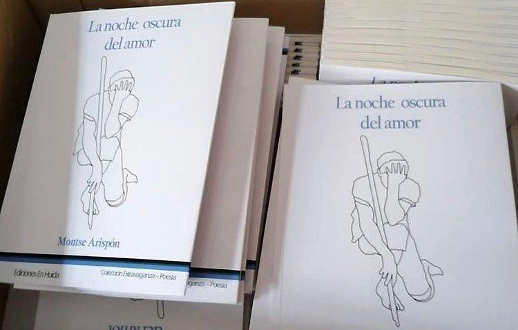 La escritora utrerana Montse Arispón presenta su nuevo libro