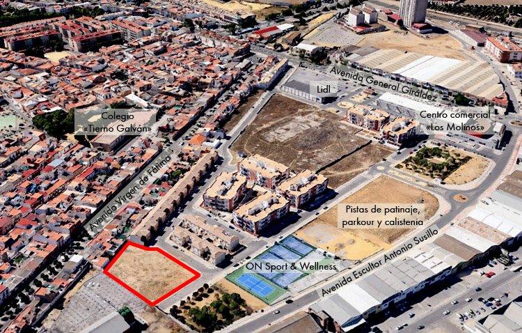 La Junta de Andalucía da luz verde a la construcción de la nuevas oficinas de Empleo en una parcela cedida por el Ayuntamiento de Utrera en La Coduva