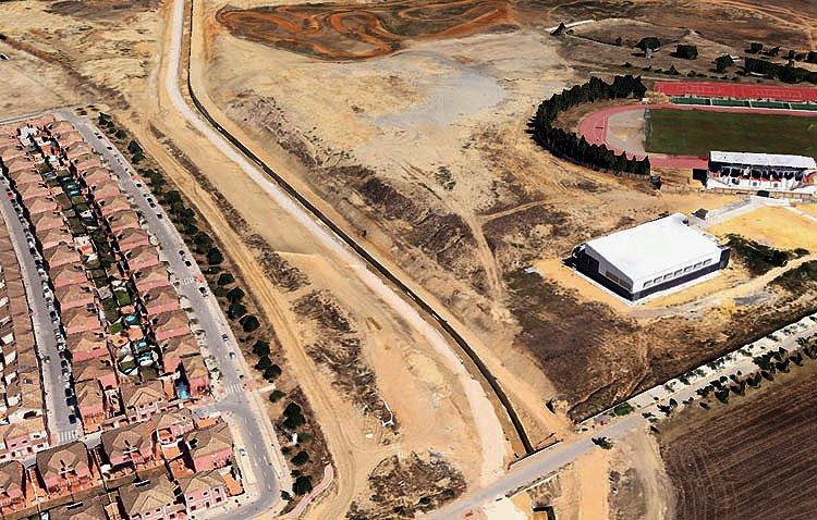 Utrera transformará casi ocho hectáreas junto al desvío del Calzas Anchas en un nuevo parque