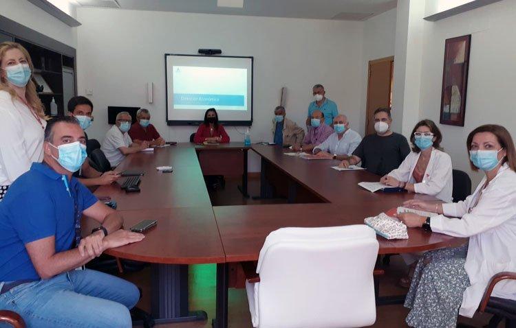 La plataforma en defensa de la sanidad pública se suma a la reivindicación de Utrera por un nuevo centro de salud