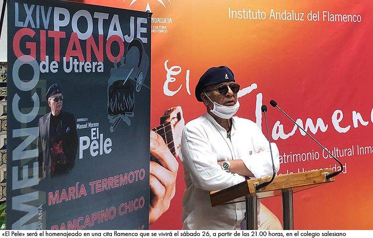 El Potaje Gitano retorna a escena para encender la felicidad de los amantes del flamenco [AUDIO ENTREVISTA]