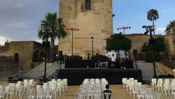 Teatro y carnaval para disfrutar de la primera semana de agosto en el castillo de Utrera