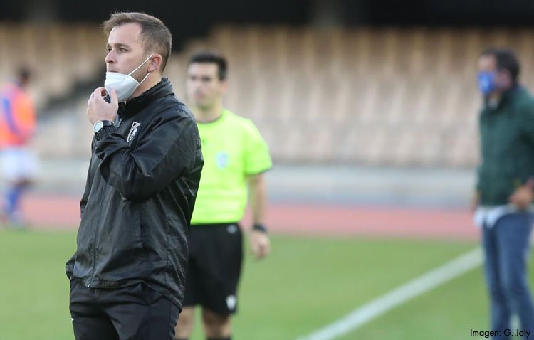 Francisco José Cordero Sánchez, nuevo entrenador del C.D. Utrera para la próxima temporada