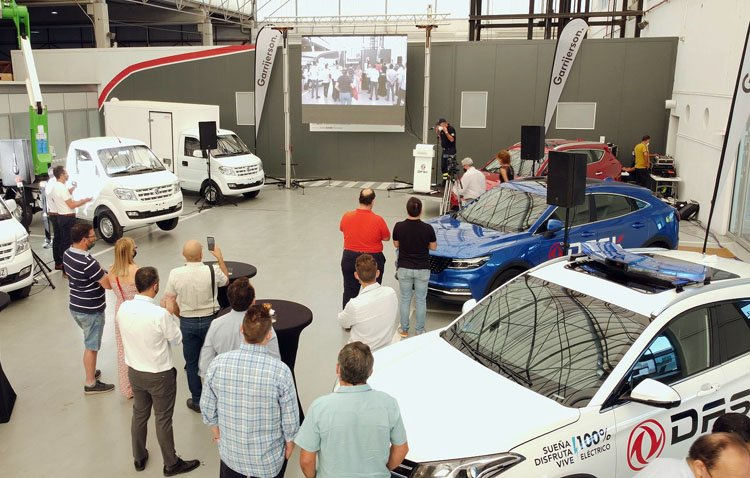Garrijerson presenta en la provincia a DFSK, segundo fabricante de vehículos en China y octavo del mundo