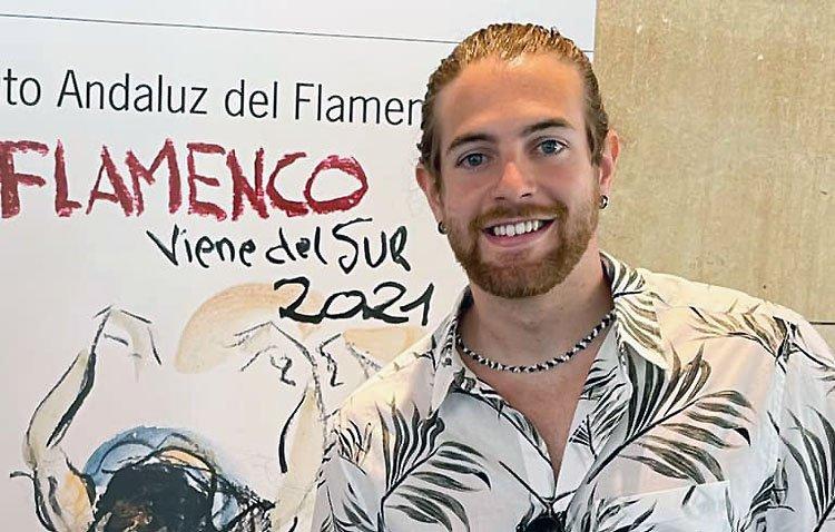 El pianista utrerano Andrés Barrios, protagonista del ciclo de la Junta de Andalucía 'Flamenco viene del sur'